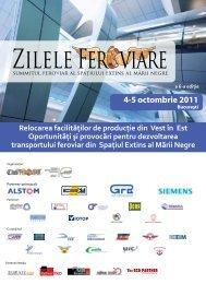 4-5 octombrie 2011 4-5 octombrie 2011 - Club Feroviar