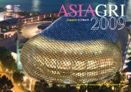 Singapore 4-5 March Real Estate Investment & Development in Asia