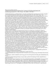 Arbejdsmarkedsreformen og arbejdsmarkedet - Nyt om Arbejdsliv