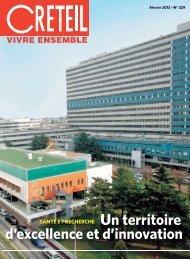 Vivre Ensemble - Février 2013 - n°329 - Créteil