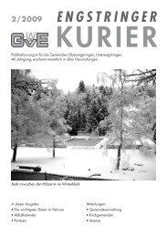 02/09 - Engstringer Kuriers