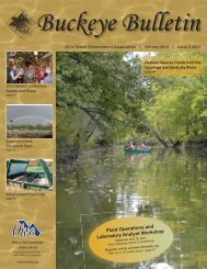 Issue 3 2011 - Ohio Water Environment Association