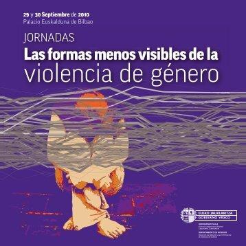violencia de género - Irekia