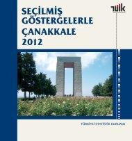 ÇANAKKALE - Türkiye İstatistik Kurumu