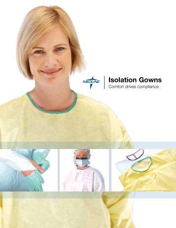 Isolation Gowns brochure - Medline