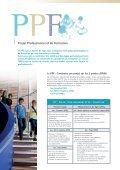 Plaquette de présentation du PPF - Centre Diversité Réussite - INSA ... - Page 2