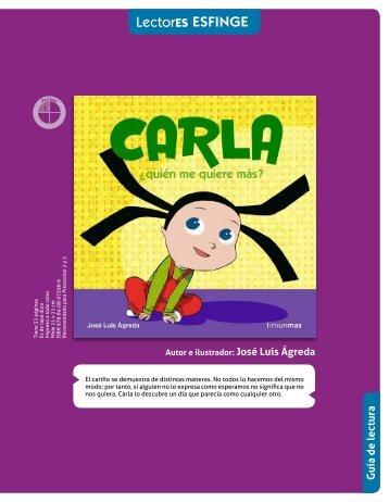 Carla_Quien me quier.. - Lectores Esfinge