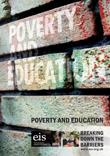 POVERTY AND EDUCATION - EIS