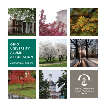 Report - Ohio University Alumni Association