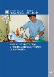 Manual de protocolos y procedimientos generales - Todo Enfermería