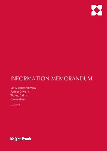 INFORMATION MEMORANDUM - WordPress – www.wordpress.com