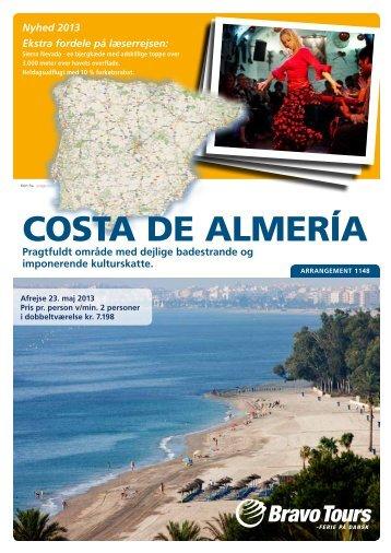 Costa de Almeria 23. maj 2013