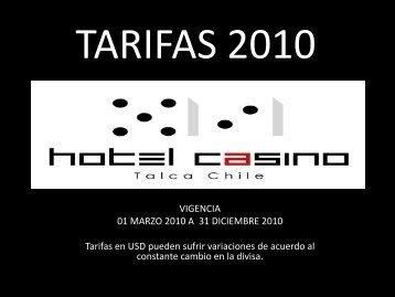 hotel casino.pdf - Universidad de Talca