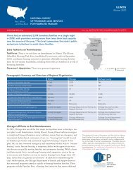 Illinois - The Institute for Children, Poverty, and Homelessness