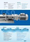 Exzenterschneckenpumpe MX Progressing cavity pump MX - Seite 7