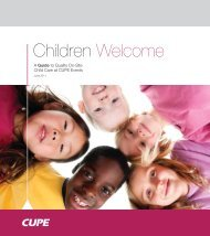 Download your own copy of the guide: Children Welcome