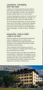 HOTELS & ALPENTHERME LEUKERBAD Leukerbad - Page 2