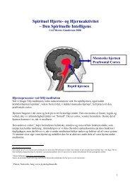 Spirituel Hjerte- og Hjerneaktivitet – Den Spirituelle ... - SIQ Intelligens