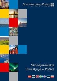 Skandynawskie inwestycje w Polsce - Skandynawsko-Polska Izba ...