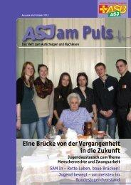 Download ASJB Puls 1_2013_Web.pdf ca. 2388 Kb - Arbeiter ...