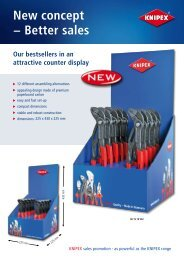 Our Bestsellers In An Attractive Counter Display - Agentools