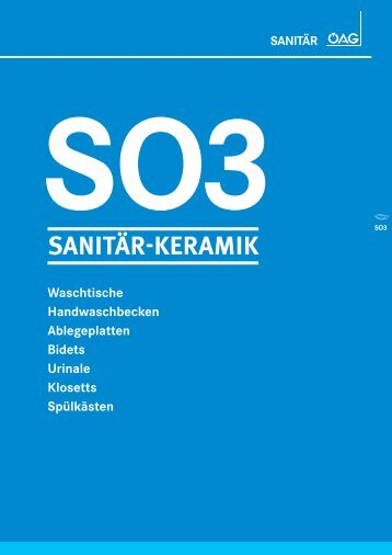SANITÄR-KERAMIK