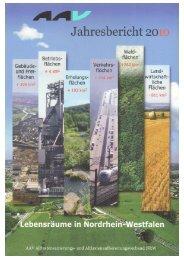 Auszug aus dem AAV-Jahresbericht 2010