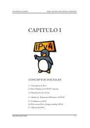 CAPITULO I - Repositorio UTN