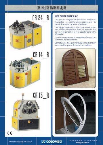 Fiche technique détaillée en PDF - Jccolombo.fr