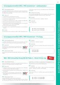 kursprogramm schweis stechnik - TAZ Mitterberghuetten - Seite 7