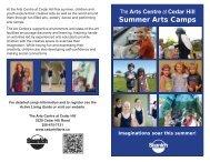 Summer Camp Brochure Revised.indd