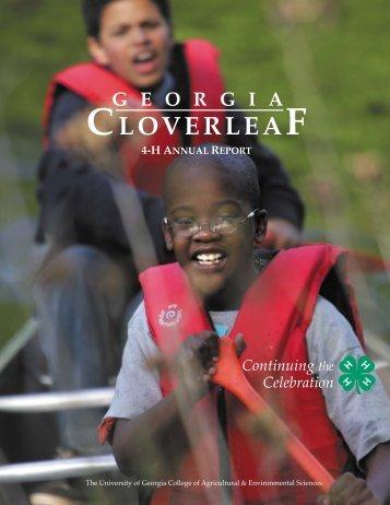 Cloverleaf 2004 - Georgia 4-H