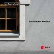 Professionel vicevært - Falck