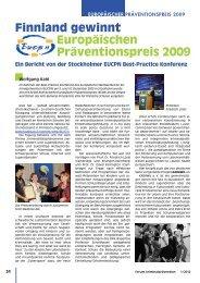 Online-Archiv - Deutsches Forum für Kriminalprävention