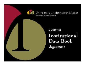 PDF doc - Institutional Research - University of Minnesota