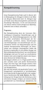 Kompakttraining - Institut für Integrative Gestalttherapie GmbH - Page 3