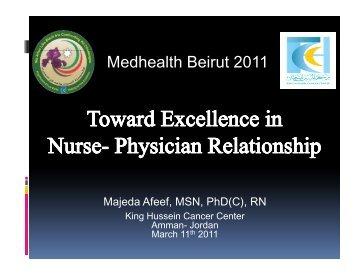 Medhealth Beirut 2011
