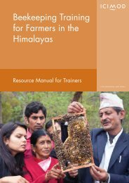 Beekeeping Training for Farmers in the Himalayas - Himalayan ...