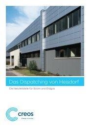 Das Dispatching von Heisdorf - Creos