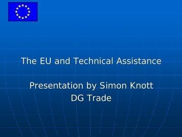 EC Part 1 Presentation Services