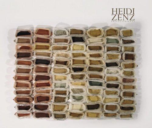 Heidi Zenz Prozesskunst – Katalog - alexander huemer