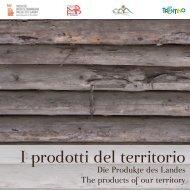 I prodotti del territorio - Azienda per il Turismo Trento, Monte ...