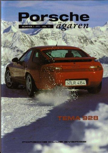 964 C4 provkörning av Christophe Herly