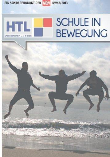 HTL Beilage 2013(pdf) - Waidhofen / Ybbs