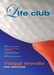 reading golf - Life club