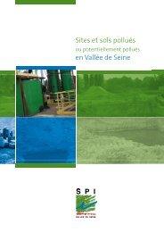 Sites et sols pollués en Vallée de Seine - Secrétariat permanent ...