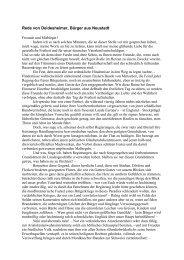 Friedrich Deidesheimer: Rede auf dem Hambacher Fest 1832