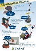 CHAMPAGNEPRISER FRA CARAT - 30% - Carat Tools - Page 3