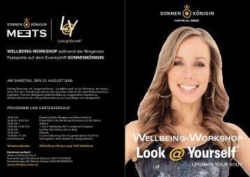 Workshop-Information - Look@Yourself