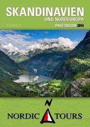 und nORdEuROPA - Nordic Tours
